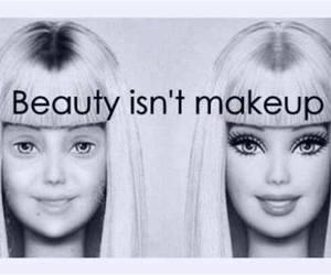 barbie, beauty, and makeup image