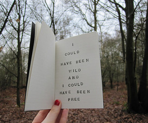 wild, book, and free image