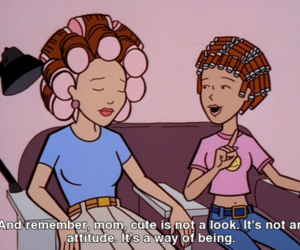 Daria, quotes, and 90s image