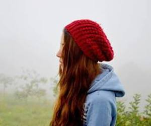 forest, hair, and long hair image