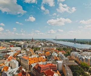 bridge, europe, and latvia image