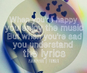 fact, music, and quote image