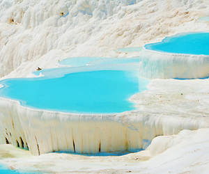 pamukkale and turkey image