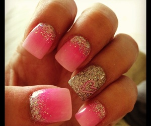 country, couples, and summer nails image