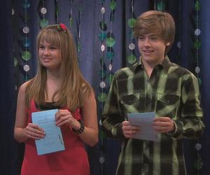 disney channel, debby ryan, and dylan sprouse image
