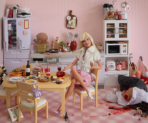 anorexic, drunk, and barbie image