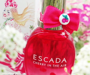 cherry, escada, and cherry in the air image