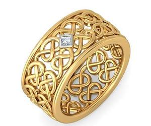 mens rings with diamonds, men gold rings designs, and gold rings for woman image