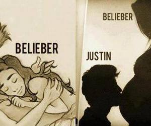 forever, justin bieber, and jeliebers image