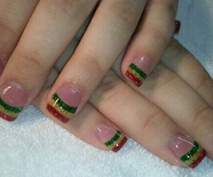 Rasta inspired nails discovered by putabowonit prinsesfo Choice Image
