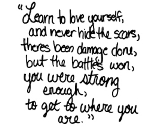 battle, brave, and quote image