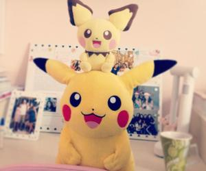 bedroom, pokemon, and doll image