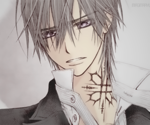 manga, vampire knight, and zero kiryuu image
