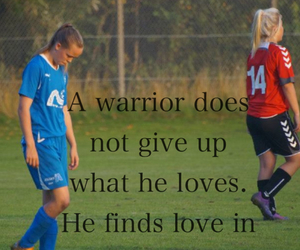 movie, quote, and peaceful warrior image