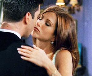 couple, David Schwimmer, and Jennifer Aniston image