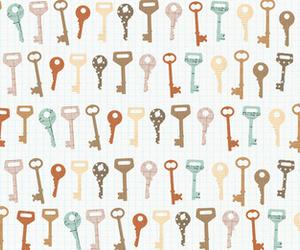 background and key image