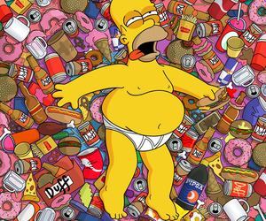 homer simpson and simpson image