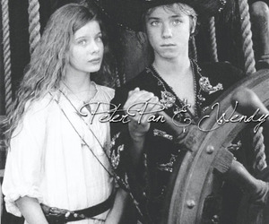 peter pan, jeremy sumpter, and wendy image