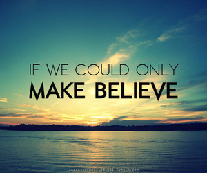 believe, text, and words image