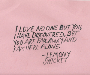 quote, love, and pink image