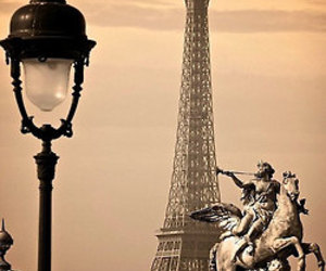 beautiful, paris, and photography image