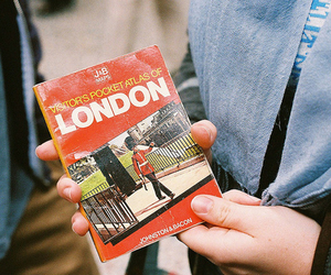 london, vintage, and photography image