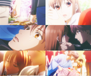 chihayafuru, anime, and karuta image