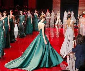 elie saab and green image