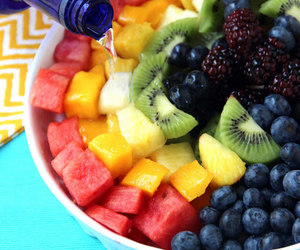 delicious, fruit, and food image