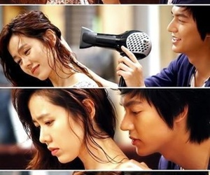 couple, lee min ho, and kdrama image