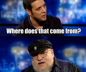 woman, game of thrones, and funny image