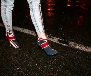 shoes, england, and heels image