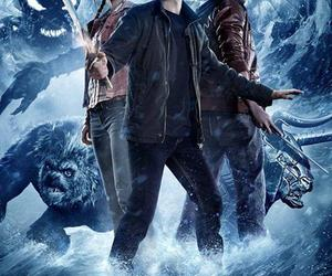 percy jackson, logan lerman, and sea of monsters image