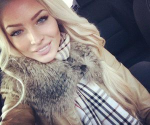 alena shishkova, blonde, and pretty image