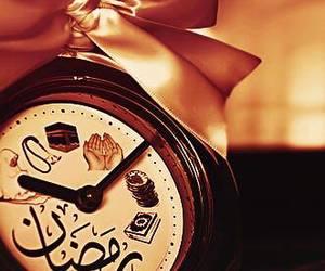 arabic, Ramadan, and kareem image