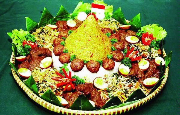 Indonesia Food Famous