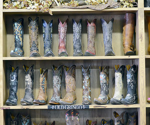 cowboy boots, hermann hesse, and honor image