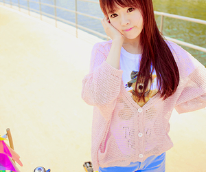 ulzzang, kfashion, and korea image