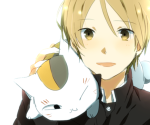 anime, natsume, and cute image