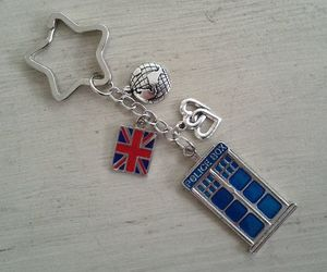 bracelet, british, and doctor who image