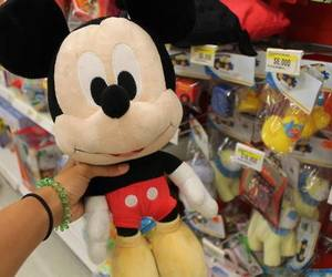 mickey mouse and toy image