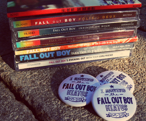 albums, pete wentz, and infinity on high image