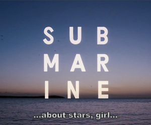 submarine, movie, and alex turner image