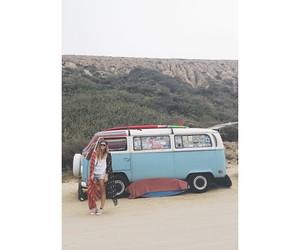 beautiful, bus, and kombi image