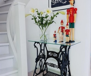 diy, recycle, and sewing machine image