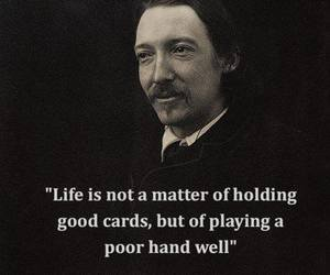 life, quote, and cards image