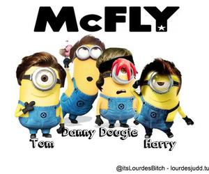 McFly and minions image