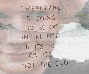 ed sheeran, quote, and end image