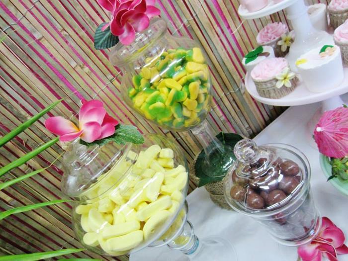 Hawaiian Birthday Party Planning Ideas Decorations Supplies Idea Cake