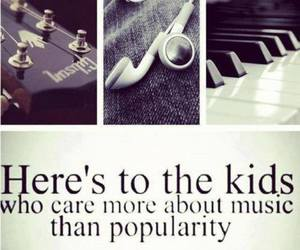 music, popularity, and kids image